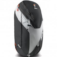 ABS Vario 24 Zip On, väska för ryggsäck, Svart/Grå