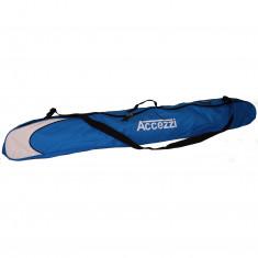 Accezzi Move 150 Skidfodral, 150 cm, Blå/Vit