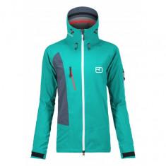 Ortovox Merino Hardshell 3L Alagna Jacket W, grön