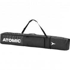 Atomic Double Ski Bag, Svart/Vit