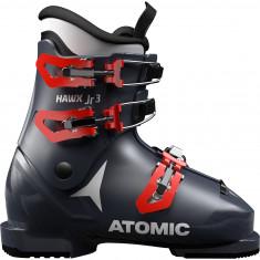 Atomic Hawx Jr 3, Skidpjäxor, Junior, Mörkblå