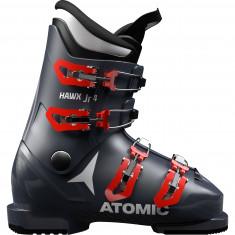 Atomic Hawx Jr 4, Skidpjäxor, Junior, Mörkblå