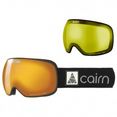 Cairn Gravity, Skidglasögon, Matt Svart