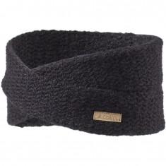 Cairn Leona pannband, dam, svart