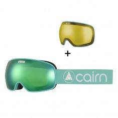 Cairn Magnetik, Skidglasögon, Mint Grön