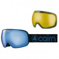 Cairn Magnetik, Skidglasögon, Matt Black Blue
