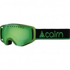Cairn Next, skidglasögon, neon green