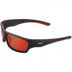 Cairn Peak Solaire Polarized solglasögon, black red