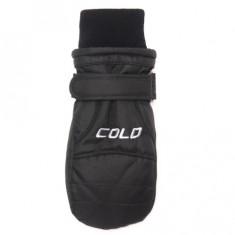 Cold Force skidvantar, junior, svart