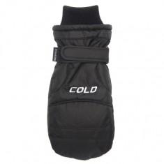 Cold Force skidvante, svart