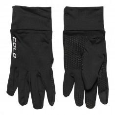 Cold I-Touch Fleece, Handskar, Svart