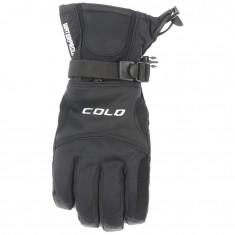 Cold Ischgl Gloves, Skidhandskar, Svart