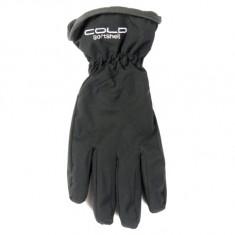 Cold Softshell handske, svart