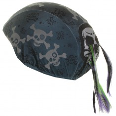 CrazeeHeads hjälmöverdrag, Skullz N Bones
