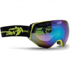 Demon Alpiner Skidglasögon, Gul