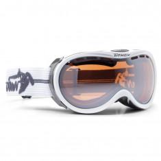 Demon Bubble skidglasögon OTG, Vit/Grå