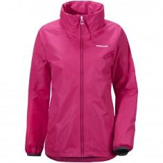 Didriksons Vivid Womens Jacket, warm ceris