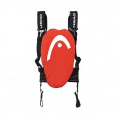 Head Flexor JR ryggskyddsväst, röd/svart