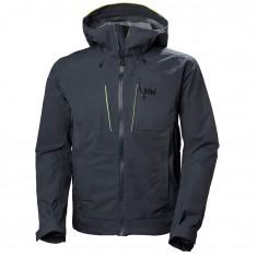 Helly Hansen Alpha Shell Jacket, Herr, Mörkblå