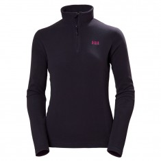 Helly Hansen Daybreaker 1/2 zip Fleece, Dam, Lila