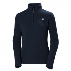 Helly Hansen Daybreaker 1/2 zip Fleece, Dam, Mörkblå