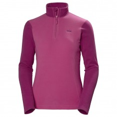 Helly Hansen Daybreaker 1/2 zip Fleece, Dam, Rosa