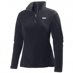 Helly Hansen Daybreaker 1/2 zip Fleece, Dam, Svart