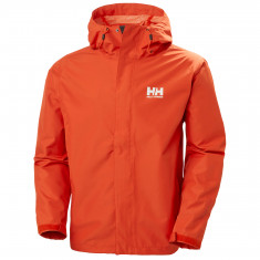Helly Hansen Seven J, Regnjacka, Herr, Orange