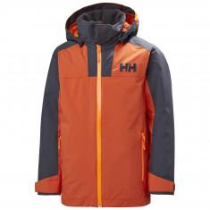 Helly Hansen Terrain, Skijacka, Junior, Orange