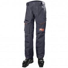 Helly Hansen W Aurora Shell 2.0, skidbyxor, dam, graphite blue