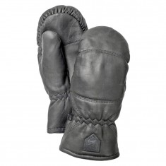 Hestra Leather Box, vante, svart