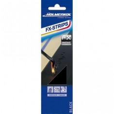 Holmenkol FX Strips, 5 styck, svart
