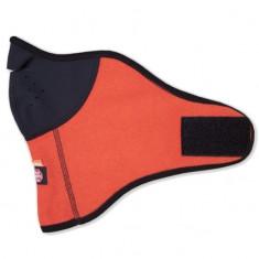 Kama skidmask, windstopper, orange