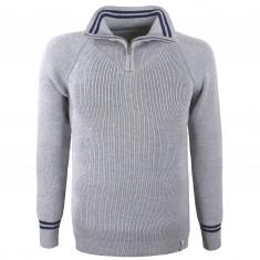 Kama Baldur Merino Sweater, Herr, Grå