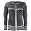 Kama Freja Merino Sweater, Dam, Navy