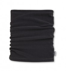 Kama halskrage, Tecnostretch fleece, svart