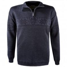 Kama Rune Merino Sweater, Herr, Grå