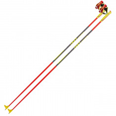 Leki PRC 700, Längdstavar, Röd