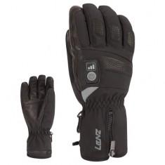 Lenz Heat Gloves 2.0 Men, Starter set, svart