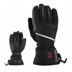 Lenz Heat Gloves 3.0 Men, Starter set, svart