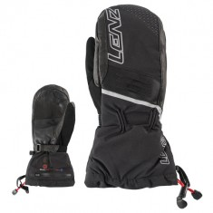 Lenz Heat Mittens 4.0, Start set, Svart