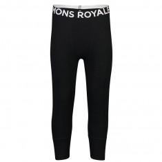 Mons Royale Shaun Off 3/4 Legging, Underställsbyxor, Herr, Svart