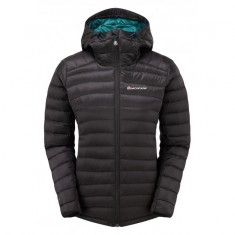 Montane Featherlite Down Jacket, dam, black