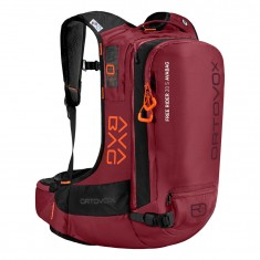 Ortovox Free Rider 20 S, AVABAG, Dark Blood