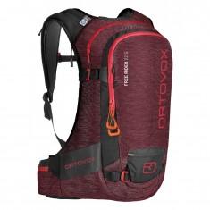 Ortovox Free Rider 22 S, ryggsäck, dark blood blend