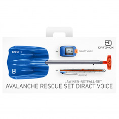 Ortovox Rescue Set Diract Voice, Lavinkit