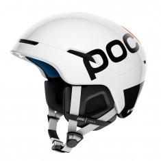 POC Obex Backcountry Spin, Skidhjälm, Vit/Orange