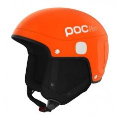 POCito Skull light Skidhjälm, Barn, Fluorescent Orange