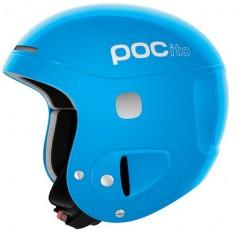POCito Skull, Skidhjälm Barn, Fluorescent Blue