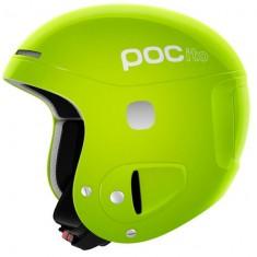 POCito Skull, Skidhjälm Barn, Fluorescent Yellow/Green